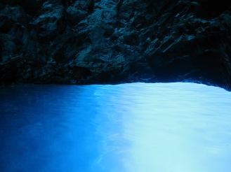 Blue cave - Biševo - Croatia