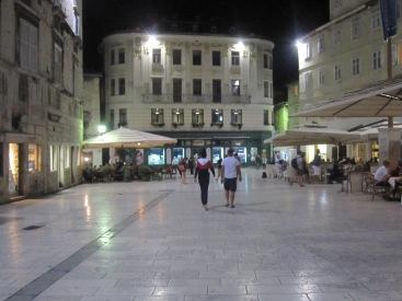 Diocletian palace - Split - Croatia