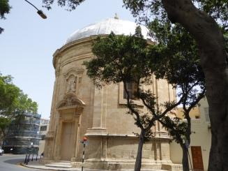 Floriana dome Malta