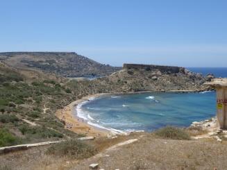 GĦAJN TUFFIEĦA beach