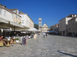 Hvar downtown - Croatia