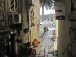 Hvar streets - Hvar - Croatia