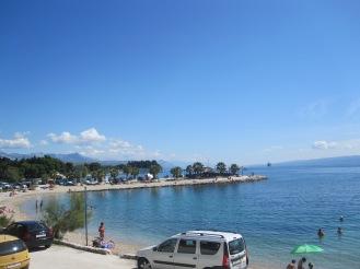 Kaštelet beach - Split - Croatia