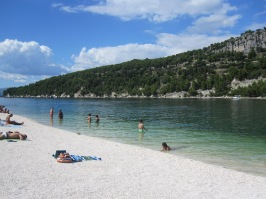 Kasjuni Beach - Split - Croatia
