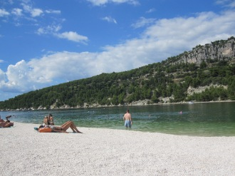 Kasjuni Beach - Split - Croatia'