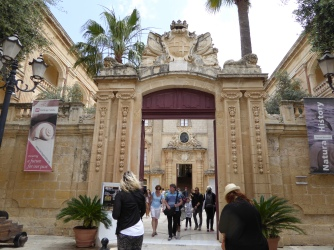 National museum of Natural History Mdina Malta
