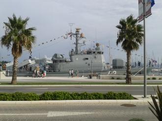 Navy Army boat - Croatia