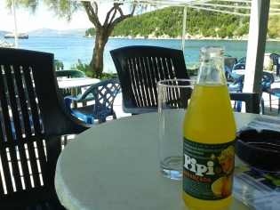 Pipi - national drink - Croatia