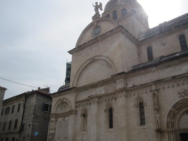 Sibenik Cathedral - Sibenik - Croatia