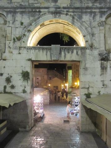 Silver gate - Croatia
