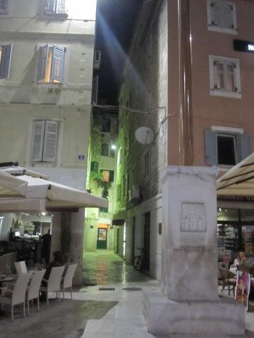 Split street - Split - Croatia