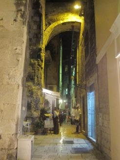 Split streets - Split - Croatia