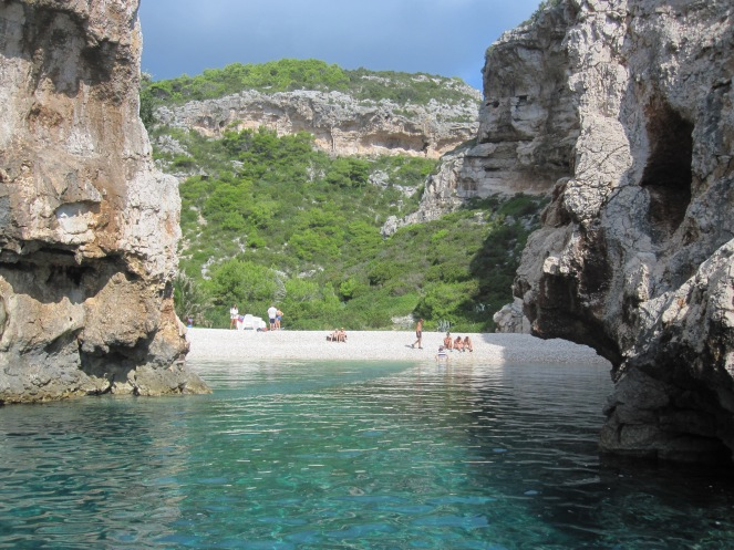 Stiniva Beach - Vis - Croatia '