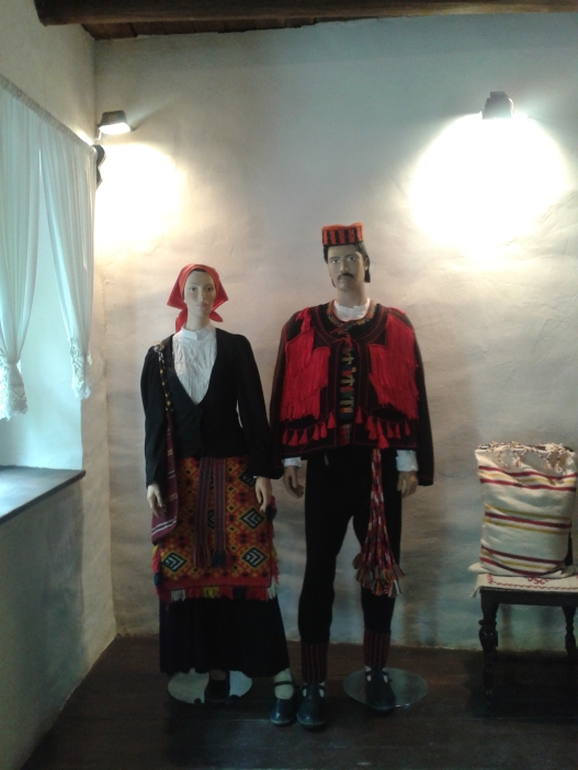 Traditional outfit - Croatia