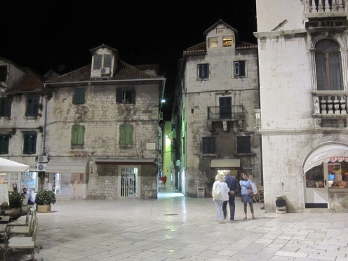 Within the Diocletian Palace - Split - Croatia