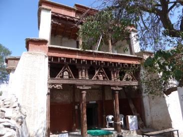 Alchi Monastery - 11th century construction