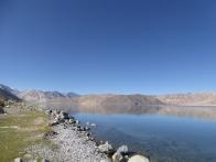 Impressive view of the lake