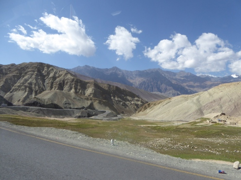 The Himalayan vastness