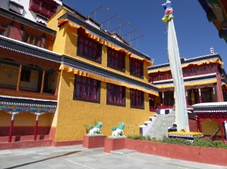 Thiksey Monastery
