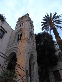 Italy - Sicily - Palermo - Chiesa di Santa Maria Dell'ammiraglio