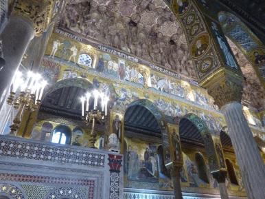 Italy - Sicily - Palermo - Palazzo dei Normanni - Cappella palatina